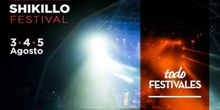 Primeros nombres para Shikillo Festival 2017