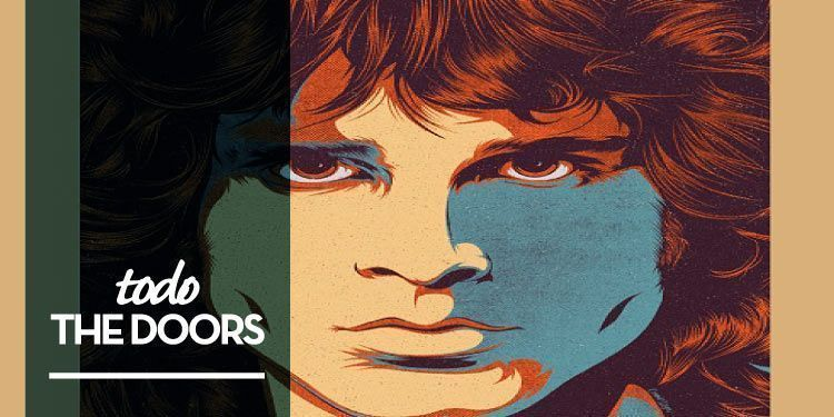 The Doors Music Pill celebra el 50 aniversario