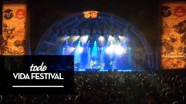 Vida Festival 2017 desvela su cartel al completo