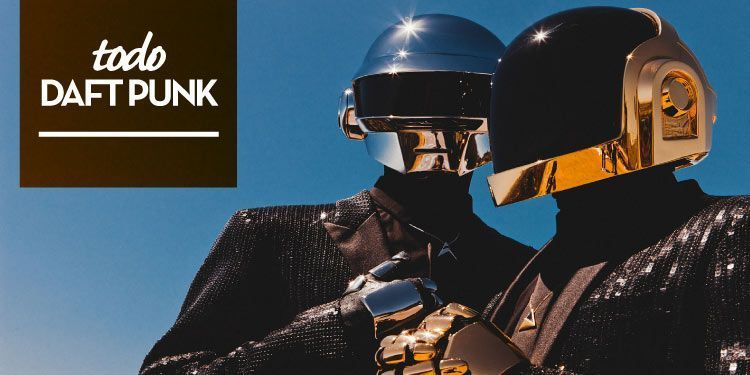 ¿Es hora de una nueva gira de Daft Punk?