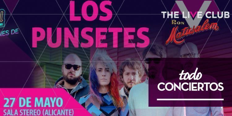 los-punsetes-ciclo-low-festival