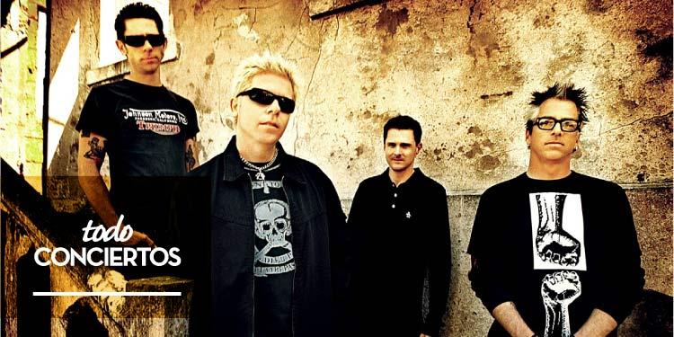 The Offspring estarán en Gijón este verano