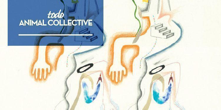 Ya puedes escuchar el nuevo EP de Animal Collective