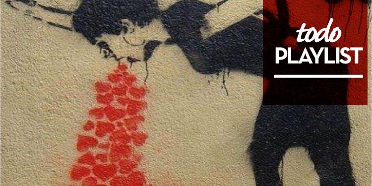 Las 7 canciones antiamor para declararle la guerra a San Valentín