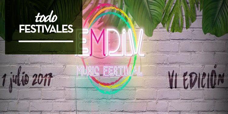 EMDIV Music Festival 2017 confirma a Second