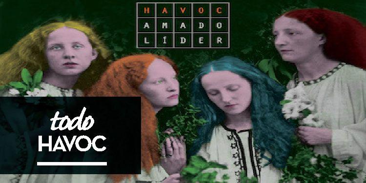 """Havoc anuncian nuevo disco """"Amado Líder"""""""