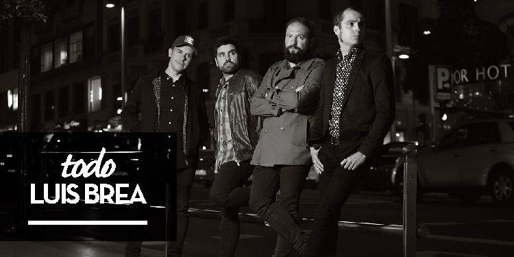 Luis Brea y El Miedo adelantan el primer single de su nuevo disco