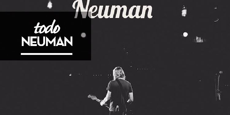 Neuman publicará nuevo disco en mayo