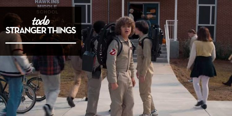 Primer trailer para la segunda temporada de Stranger Things