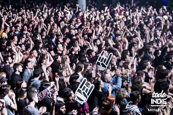 Crónica en imágenes Berri txarrak en Madrid