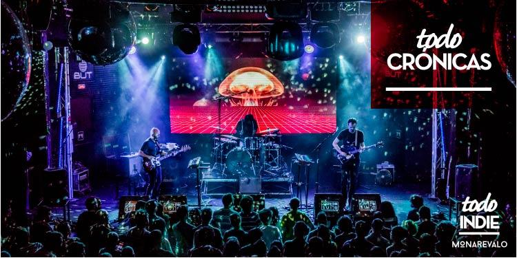 Crónica concierto Havalina en Madrid