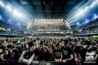 Crónica en imágenes de Izal en Madrid