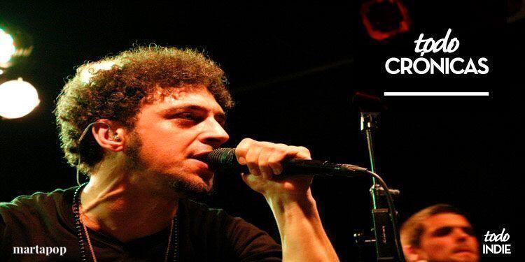 Crónica concierto Shinova en Murcia