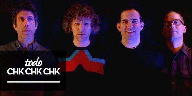 Crónica concierto Chk Chk Chk en Madrid