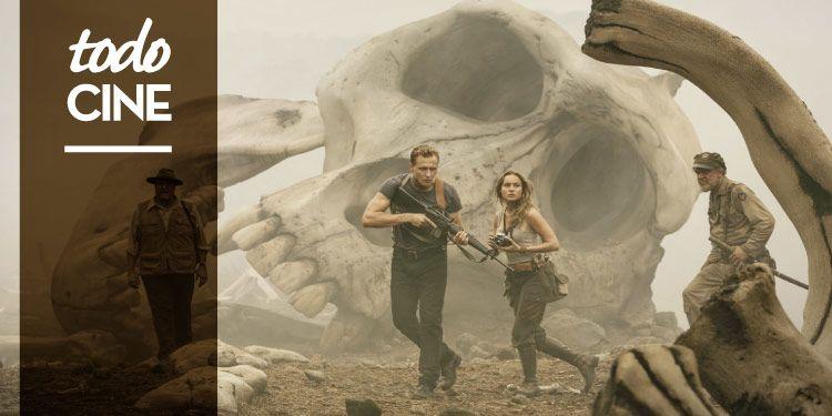 Crítica Kong: La Isla Calavera