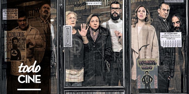 """Crítica """"El Bar"""""""