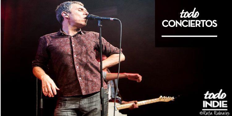 Iván Ferreiro inicia la gira Mahou 2017