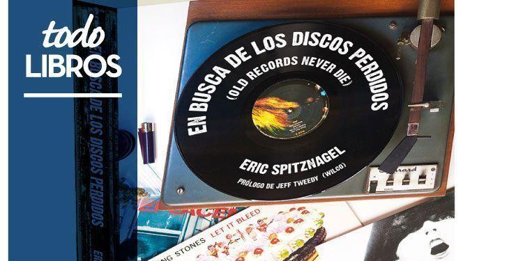 Reseña libro En busca de los discos perdidos