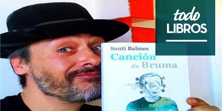 Santi Balmes publicará un nuevo libro