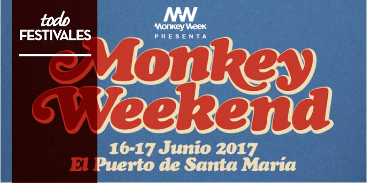 Programación por días del Monkey Weekend