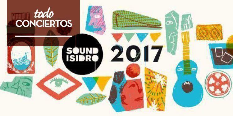 Sound Isidro 2017 completa cartel