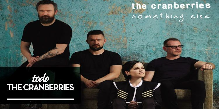 "The Cranberries anuncian nuevo disco ""Something Else"""