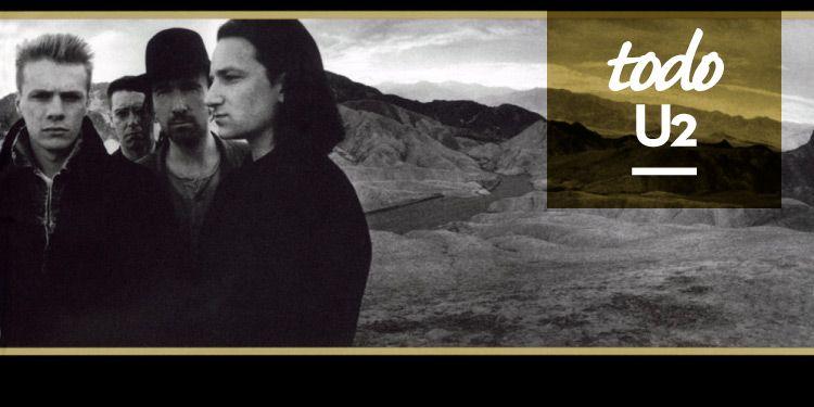 U2 reeditan su álbum The Joshua Tree