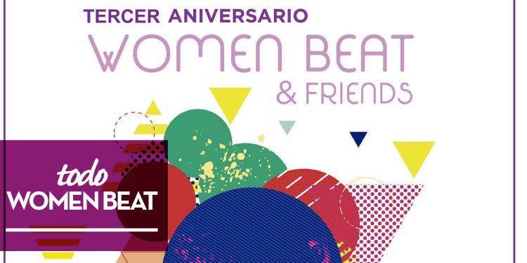 Tercer Aniversario de Women Beat Djs