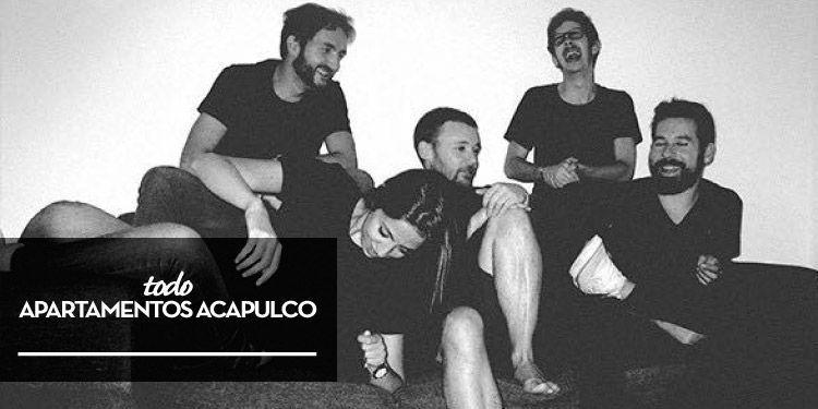 """Apartamentos Acapulco estrenan """"Qué Quieres de mi"""""""