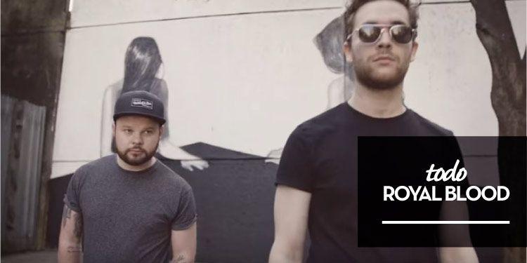 Royal Blood anuncian nuevo álbum