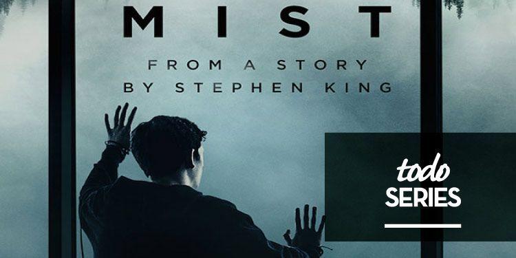 Primer trailer para la serie La Niebla