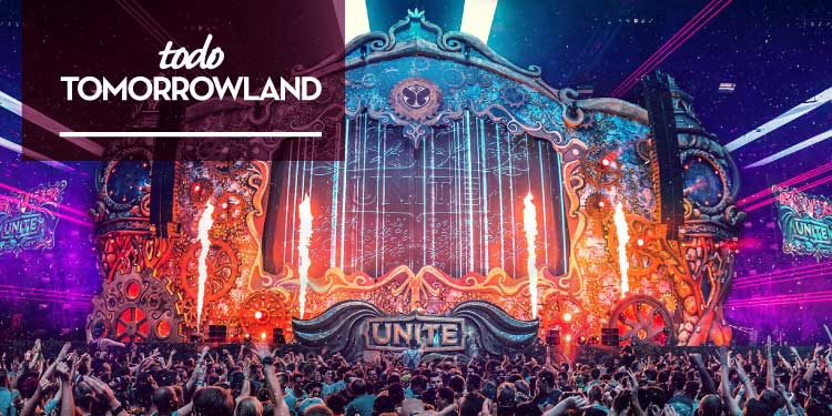 Tomorrowland llega a Barcelona el próximo sábado