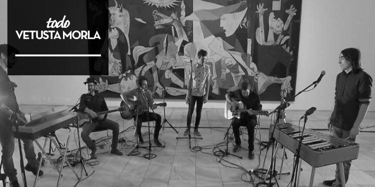 Vetusta Morla tocan frente al Guernica