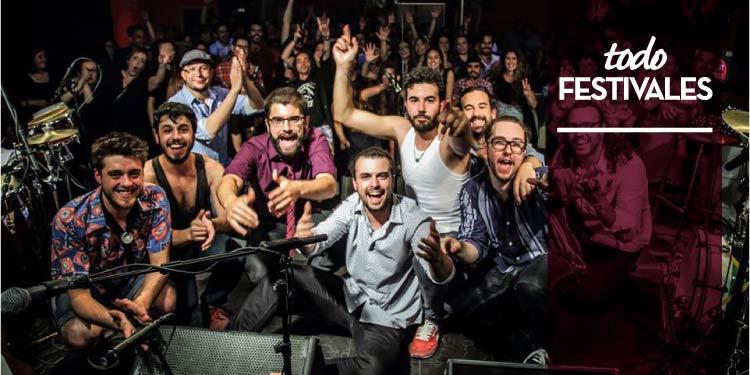 La Tribu29 gana el concurso regional de bandas del Festival Ventepijo