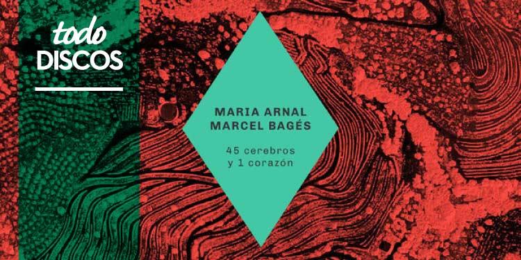 Reseña disco Maria Arnal i Marcel Bagés