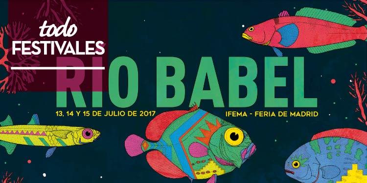 El Festival Río Babel 2017 presenta su programación al completo