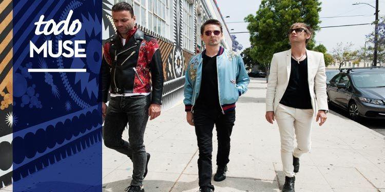 Muse tienen planeado lanzar álbum este año