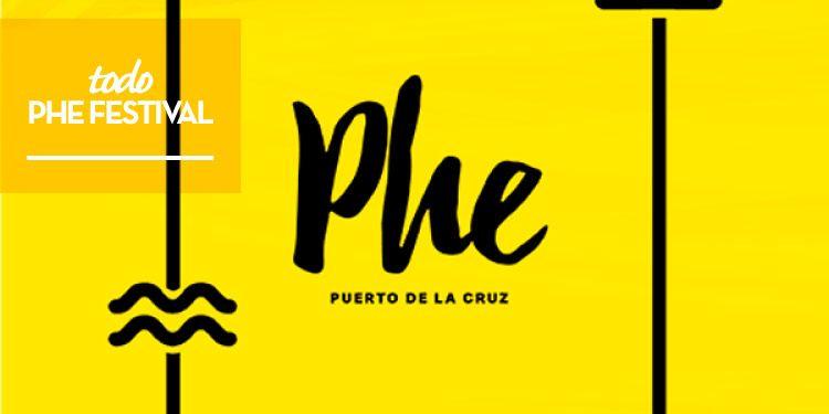 El Phe Festival 2017 cierra su cartel