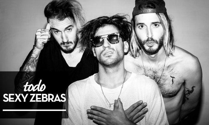 """Sexy Zebras estrenan videoclip para """"Mami"""""""