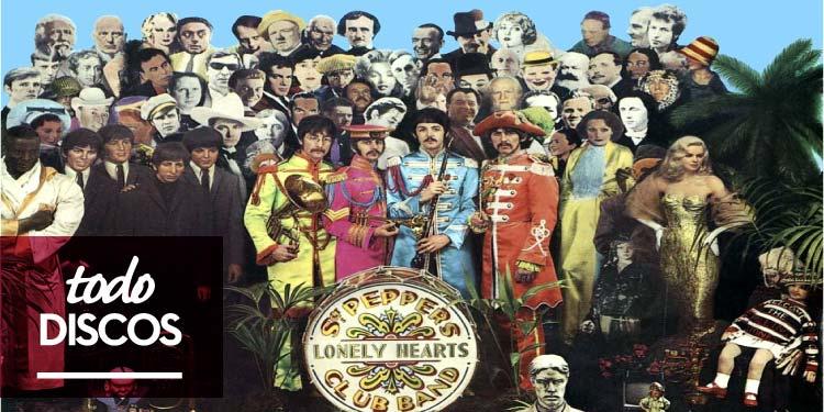 """Sgt. Pepper's Lonely Hearts Club Band"" de The Beatles cumple 50 años"
