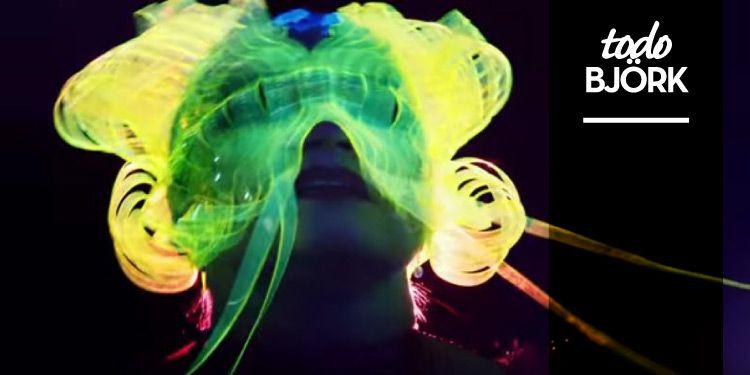 Björk anuncia la fecha de salida de su nuevo disco