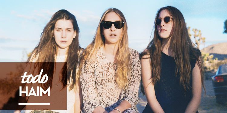 Haim estrenan nueva canción, Little of Your Love