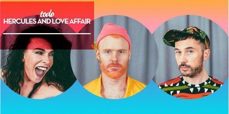 Hercules & Love Affair estrenan videoclip para Rejoice