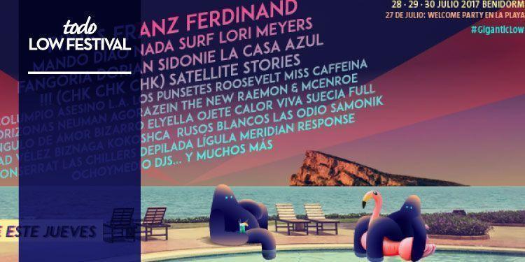 Low Festival presenta la programación de sus Zonas VIP