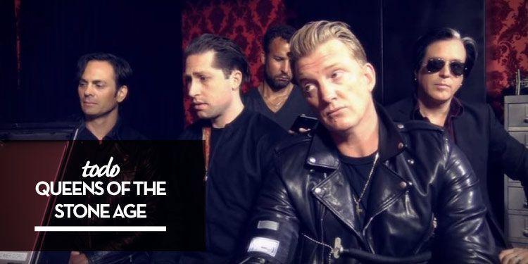 """Queens of the Stone Age anuncian nuevo álbum, """"Villains"""""""
