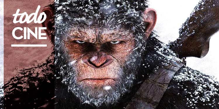 """Crítica """"La guerra del planeta de los simios"""""""