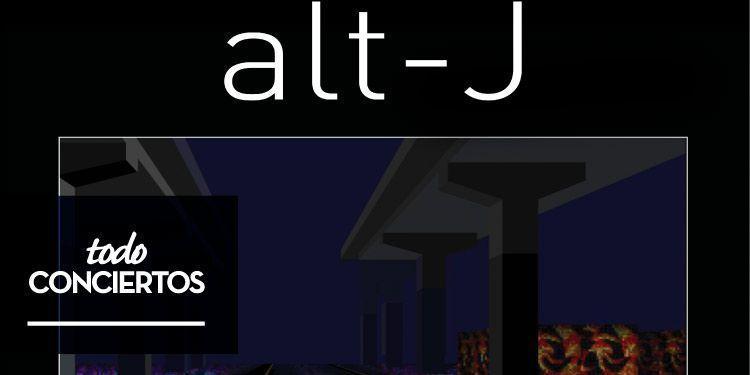 Conciertos de Alt-J en Madrid y Barcelona