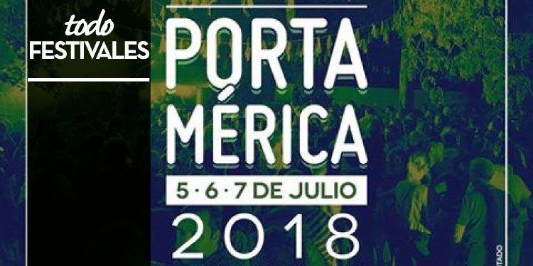 Nuevas confirmaciones se unen al Festival PortAmérica 2018