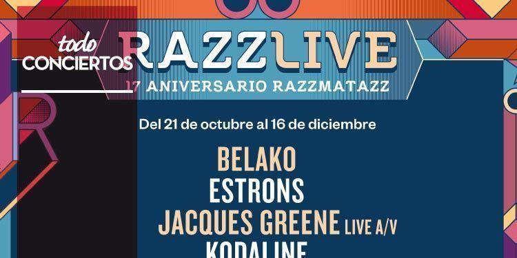Nuevos nombres se unen al 17 aniversario de Razzmatazz