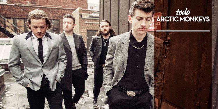 Arctic Monkeys se autoconfirman para el Mad Cool Festival